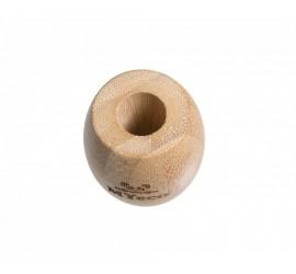 Podstawka na szczoteczkę do zębów z bambusa