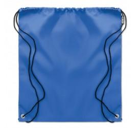Niebieski worek z RPET