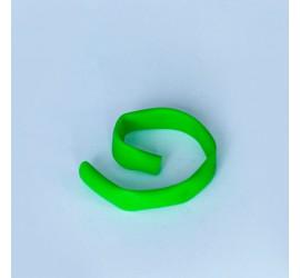Elastyczna słomka silikonowa w etui