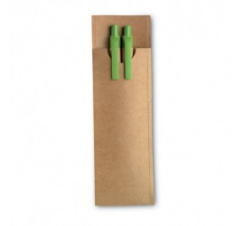 Zestaw długopis i ołówek